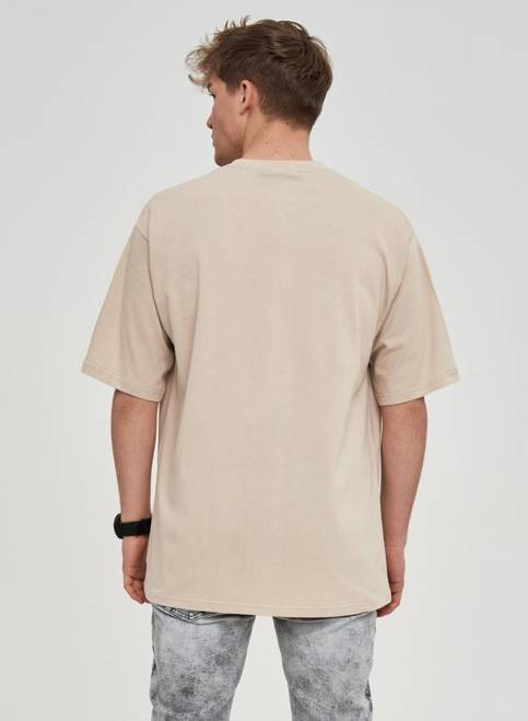 T-SHIRT NEW BASIC (BEIGE)